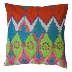 I pinned this Nishta Pillow from the Koko Company event at Joss and Main! and another i bought