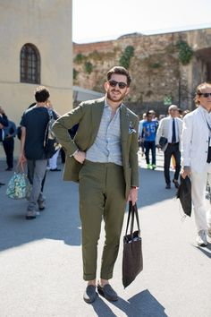PITTI SNAP スーツ編の画像 | ELEMENTS OF STYLE