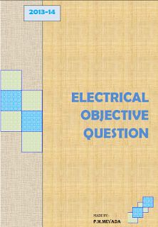 Electrical Objective Questions By P M Mevada Free Download - Free Engineering Books Worldwide Basic Electrical Engineering, Books, Free, Log Projects, Libros, Book, Book Illustrations, Libri