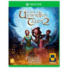 Jogo The Book on Unwrittent Tales 2 para Xbox One << R$ 1990 >>