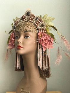 Fairy Makeup, Mermaid Makeup, Makeup Art, Fantasy Hair, Fantasy Makeup, Mermaid Headpiece, Fashion Accessories, Hair Accessories, High Fashion Makeup