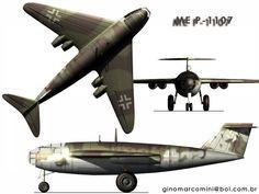 Gino Marcomini's Luft '46 Aircraft Profiles