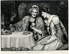 Tea Leaf reading is one of several ways to perform a type of divination called tasseography, tasseomancy or tassology, from French - tasse (. Reading Tea Leaves, Tea Reading, Buy Posters, Cool Posters, Gypsy Fortune Teller, Fortune Telling Cards, Tea Art, Through The Looking Glass, The Conjuring