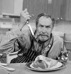 Vincent Price Thanksgiving