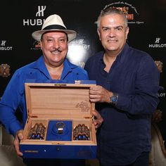 Hublot and Arturo Fuente Cigars, a quest for the finest products and for manufacturing excellence. NEW #ClassicFusionFuente. @ricardoguadalupe @carloscarlitofuentejr