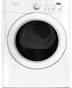 frigidaire fasg7021nw frigidaire affinity 70 cu ft gas dryer featuring ready steam - Frigidaire Affinity Dryer