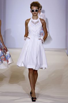 Temperley London Spring 2013 Ready-to-Wear | Keep the Glamour | BeStayBeautiful