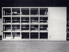 experimentaljs:  Terragni, Casa del Fascio, Como