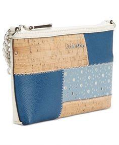 eed671fccaf Calvin Klein Hayden Saffiano Crossbody & Reviews - Handbags & Accessories -  Macy's
