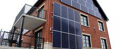 L'immeuble consommera peu d'énergie et en produira avec ses panneaux solaires.