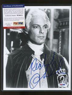 Richard Chamberlain Signed 8x10 Photo PSA/DNA COA AUTO Autograph   Collectibles, Autographs, Celebrities   eBay!