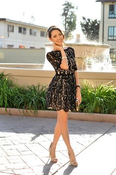 Hapa Time - a California fashion blog by Jessica: Lace It Up