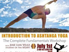Ashtanga Workshop, Casco Viejo, What to do in Panama City. Panama Yoga. Yoga Panama