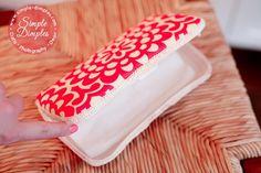 DIY Fabric Wet Wipe Case