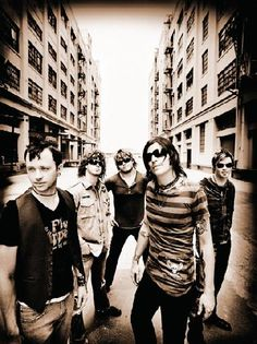 Hinder. Saw them in '07 with my cousin. It was a lot of fun!