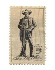 Old Postage Stamp