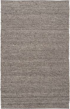 Hand woven wool rug with a great textural quality. From the Tahoe Collection from Surya. (TAH-3702)
