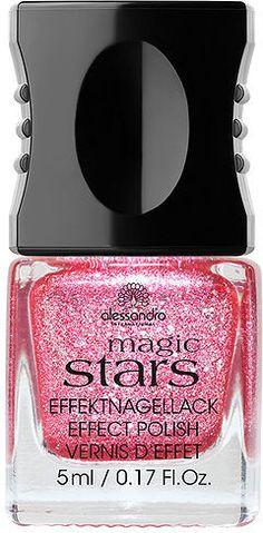 Alessandro International Magic Stars Candy Crush Effect Polish, Candy Décor…