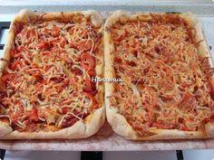 Кулинария Мастер-класс 23 февраля 8 марта Новый год Рецепт кулинарный Самая вкусная и быстрая пицца Продукты пищевые фото 1