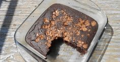 Eat cook and love: Brownies aux haricots noirs