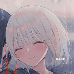 Friend Anime, Anime Best Friends, Cool Anime Girl, Anime Art Girl, Best Anime Couples, Icons Girls, Deidara Wallpaper, Anime Friendship, Picture Icon