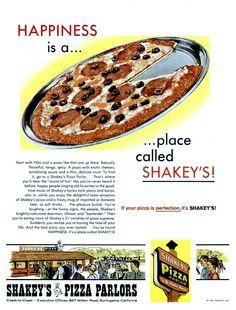 Shakeys Pizza Parlors