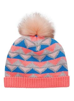 Childrens Hats Boys Hats Girls Hats   Triangle Knit Beanie   Seed Heritage
