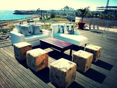 V&a Waterfront, The V&a, Outdoor Furniture Sets, Outdoor Decor, Here Comes The Bride, Floral Wedding, Wedding Reception, Home Decor, Marriage Reception