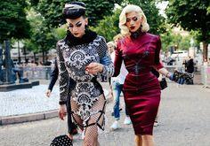 "9 Times ""RuPaul's Drag Race"" Queens Met High Fashion"
