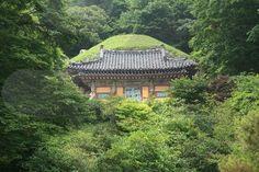 Gyeongju National Park, royal tombs