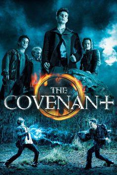 สี่พลังมนต์ล้างโลก (The covenant)