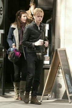 Dane and Cynder spotted leaving a café then heading to Cynder's brothers house to have a movie night with him and his wife,Selena Gomez. Dane is staying home with Cynder for a year.