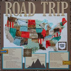 Road+Trip+2015+Cover+Page - Scrapbook.com