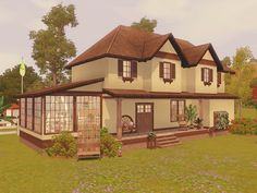 Madison - Little Farm ~ Via Sims