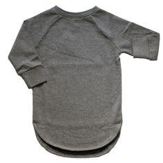 Popupshop, Rugby dress, Dark grey