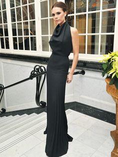 Victoria Beckham in Victoria Beckham at the British Fashion Awards, November 2011