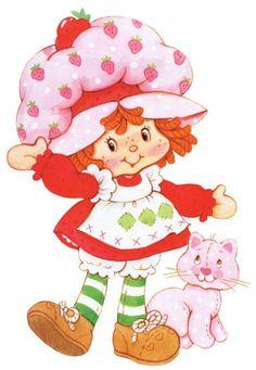 Strawberry Shortcake (The Original 1980s Version)