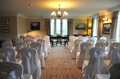 Civil ceremony in Solis Lough Eske Castle, Donegal Castle Weddings, Wedding Consultant, Irish Wedding, Civil Ceremony, Donegal, Wedding Planner, Ireland, Wedding Inspiration, Chandelier