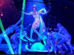 Katy Perry, American Idol, CuteCircuit, LED clothing, LED fashion, wearable technology, eco-fashion, sustainable fashion, green fashion, ethical fashion, sustainable style