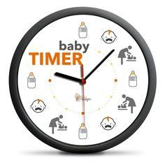 Zegar - BABY TIMER