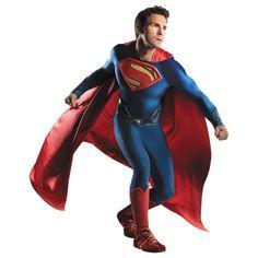 Grand Heritage Superman(TM) Halloween Costume for Men - Large