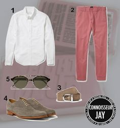 CONNOISSEUR JAY | FASH FRIDAY.