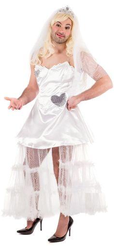 4773727ec Mens Bridezilla Fancy Dress Costume. Stag NightsBride  CostumeBridezillaFancy DressParty ...