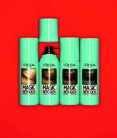 Magic Retouch, notre premier spray instantané effaceur de racines Cheveux  Blancs, Coloration, Coiffure 70b9b74575a