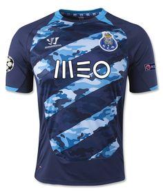 388729307 FC Porto s 14 15 away jersey has a unique camouflage design. New design has