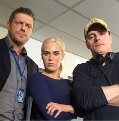 Lana\CJ Perry, Edge\Adam, and Stephen Reynolds