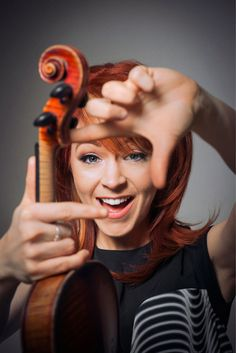 WHEN THE MAGIC HAPPENS – WITH VIRTUOSO VIOLINIST LINDSEY STIRLING