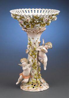 Porcelain Centerpiece 1890