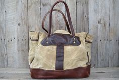 Vintage Duluth Pack Minn Thick True Canvas & by RoslynVTGTradingCo, $128.00