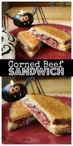 The Ultimate Corned Beef Sandwich